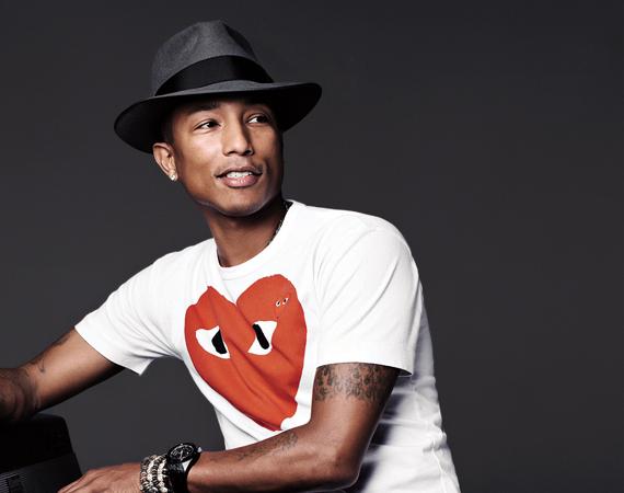 Pharrell Williams / ファレル・ウィリアムス